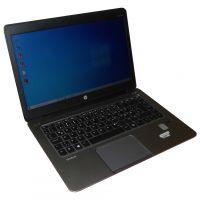 """HP EliteBook Folio 1040 G1 Intel Core(TM) i7-4600U CPU@2.10GHz 14"""" 180GB 8GB Win 10 Home gebraucht"""