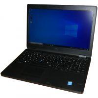 """Dell Latitude E5550 Intel Core(TM) i5-5300U CPU@2.30GHz 15,6"""" 500GB 4GB Win 10 Pro gebraucht"""