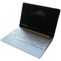 HP 15s-fq3402ng silber Notebook Intel Celeron N4500 4GB SSD 128GB Windows 10S Notebook neu