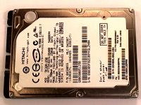 Notebook Festplatte Hitachi HTS543225L9SA00 250GB, 6.35 cm (2,5 Zoll)