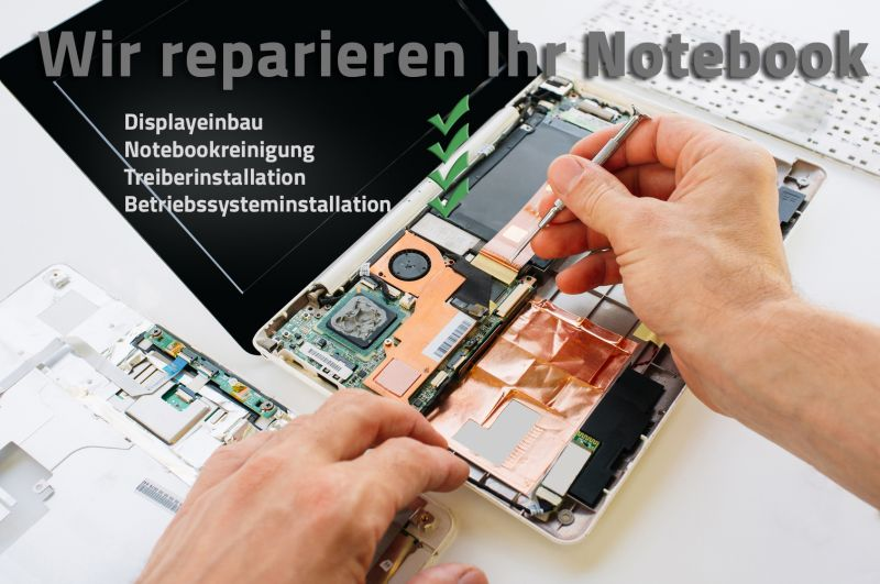 Notebookreparatur