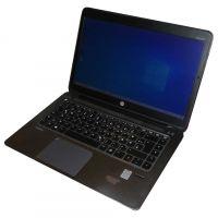"""HP EliteBook Folio 1040 G1 Intel Core(TM) i7-4600U CPU@2.10GHz 14"""" 180GB 4GB Win 10 Home gebraucht"""