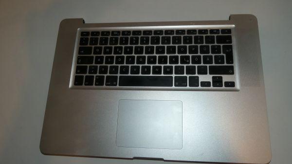 Tastatur für APPLE A1286 2010 Keyboard inkl. Topcase DE (deutsch)