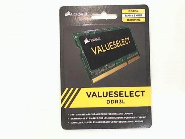 4GB Corsair SO-DIMM DDR3 1600MHz 1.35V Speicher CMSO4GX3M1C1600C11