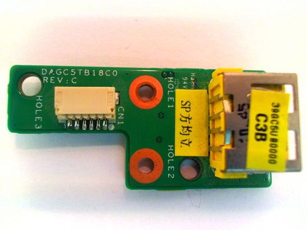 USB Board Platine Karte Notebook Buchse für Lenovo ThinkPad Edge 15 DAGC5TB18C0 - gebraucht Artikel-