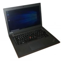 "Lenovo ThinkPad T440 Intel Core i5-4300U, 14"" 4GB 500GB Windows 10 Pro gebraucht Notebook"
