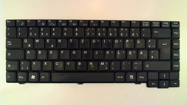 Tastatur für FSC Amilo M1450 Notebook Keyboard - gebraucht Artikel -
