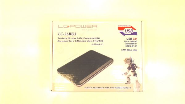 LC Power LC-25U3 USB 3.0 6,35cm(2,5)