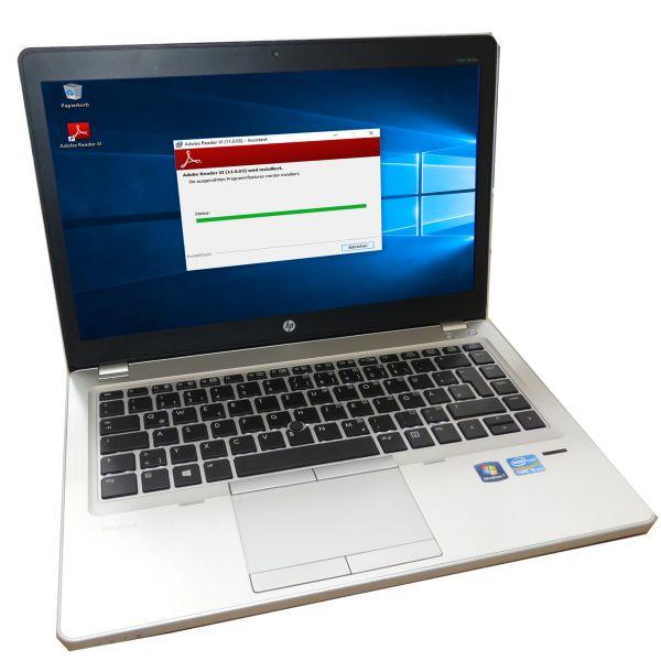 Softwareinstallation je Programm (Notebook)