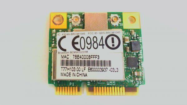 Wireless Adapter Notebook WLAN Modul Acer Aspire 5551G BCM943225HM