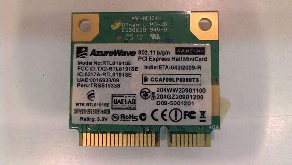 Wireless Adapter Notebook WLAN Modul für Medion MD 97195 RTL8191SE - gebraucht Artikel -