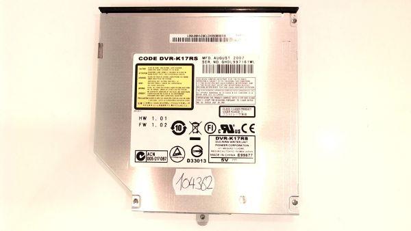 DVD Laufwerk für Acer Aspire 7520 DVR-K17RS PATA IDE Notebook Brenner