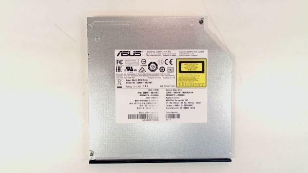 Asus DVD-Brenner 8x SDRW-08U1MT Ultra Slim black