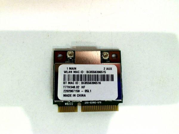 Wireless Adapter Notebook WLAN Modul Acer Aspire V5-572PG Atheros AR5B22