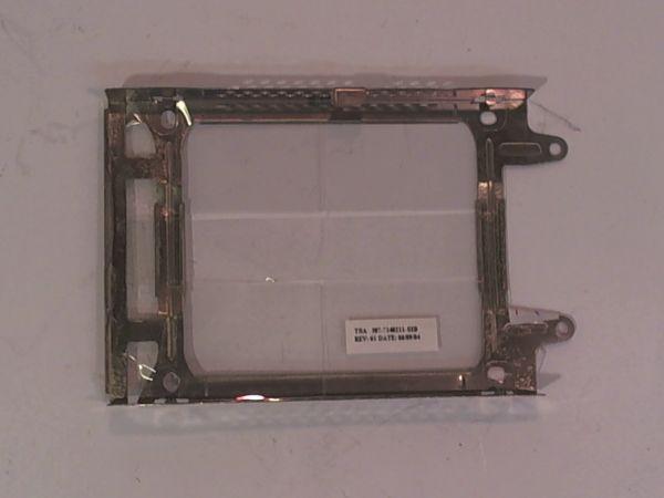 Notebook Festplatten Rahmen für Targa Traveller 1776 x2 307-7140211-SED Hdd Caddy