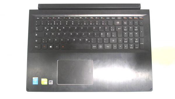 Tastatur für Lenovo Flex 2 Pro-15 Notebook Keyboard inkl. Topcase DE (deutsch) R90FQ6AG