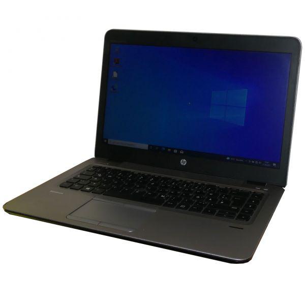 "HP Elitebook 745 G3 Notebook AMD A10 Pro 8700B R6@1.80GHz 14"" 180GB 4GB Win 10 Pro gebraucht"