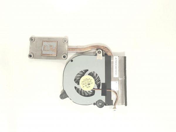 CPU Kühler für Dell Vostro P24F Notebook Lüfter