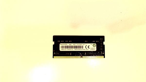 8 GB RAMAXEL DDR4 1.2V Arbeitsspeicher RMSA3260NA78HAF-2400