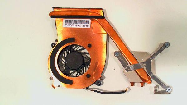 CPU Kühler für Envy 15-1030eg Notebook Lüfter FAN