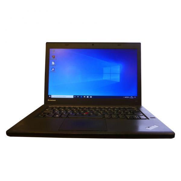 """Lenovo ThinkPad T440 Notebook Core i5-4300U 2x 1.90GHz 14"""" 4GB 500GB Win 10 Pro gebraucht"""