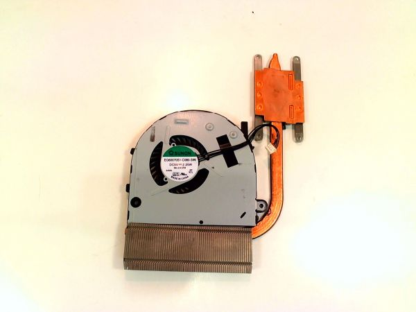 CPU Kühler für Lenovo B50-70 EG60070S1-C080-S99 Notebook Lüfter FAN