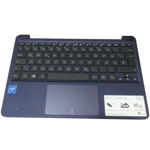 Tastatur für Asus EeeBook X205TA Keyboard inkl. Topcase DE (deutsch)