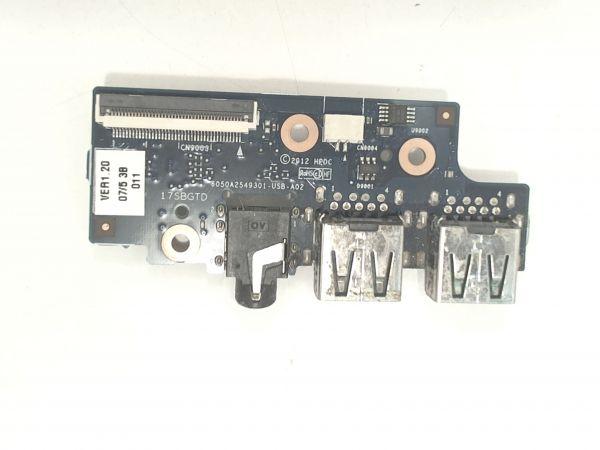 USB Board Platine Karte Notebook Buchse für HP Envy 17