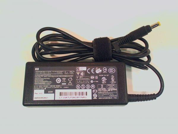 Original Netzteil für HP PA-1650-32HL 18,5V 3,5A 65W Ladegerät