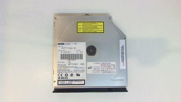 DVD Laufwerk für Samsung NP-X11 DV-W28E PATA IDE Notebook Brenner