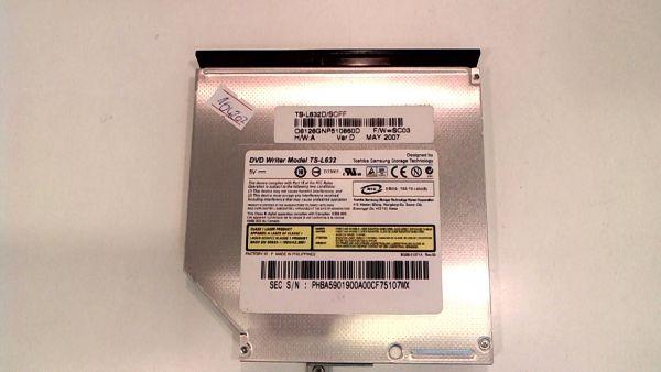 DVD Laufwerk für Samsung NP-R70 TS-L632D PATA IDE Notebook Brenner