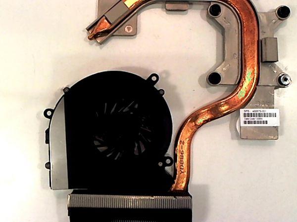 CPU Kühler für HP Pavillon DV7 1110eg AT03X0030V0 Notebook Lüfter FAN