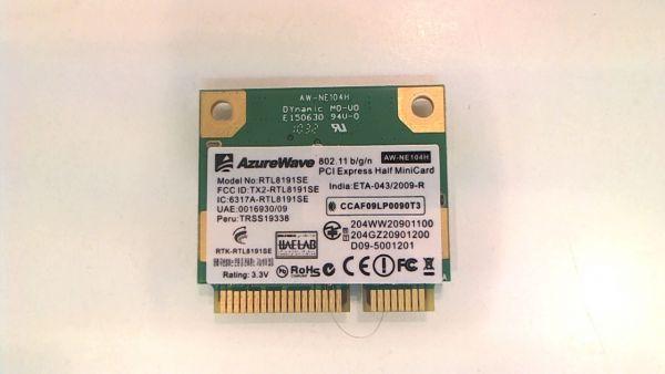 Wireless Adapter Notebook WLAN Modul für Medion MD 98470 RTL8191SE - gebraucht Artikel -