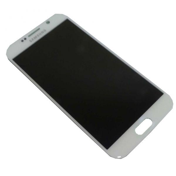 Samsung Galaxy S6 Display Kompletteinheit WEIß inkl. LCD+Touchscreen SM-G920F