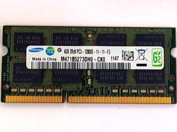 4GB Samsung DDR3 Arbeitsspeicher M471B5273DH0-CK0