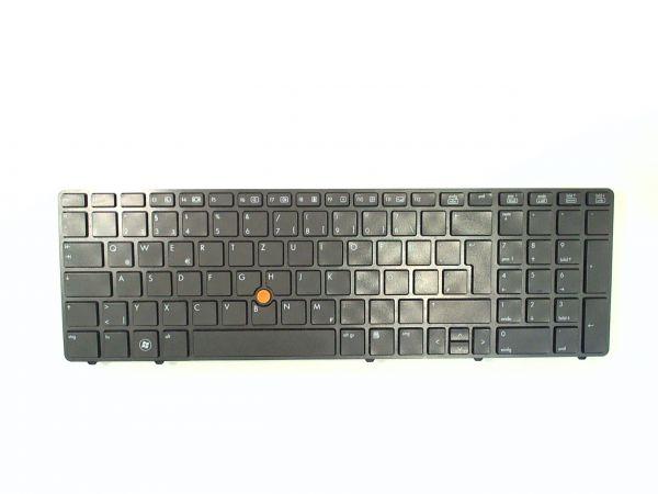 Tastatur für HP EliteBook 8560w 55011T400-035-G Notebook Keyboard