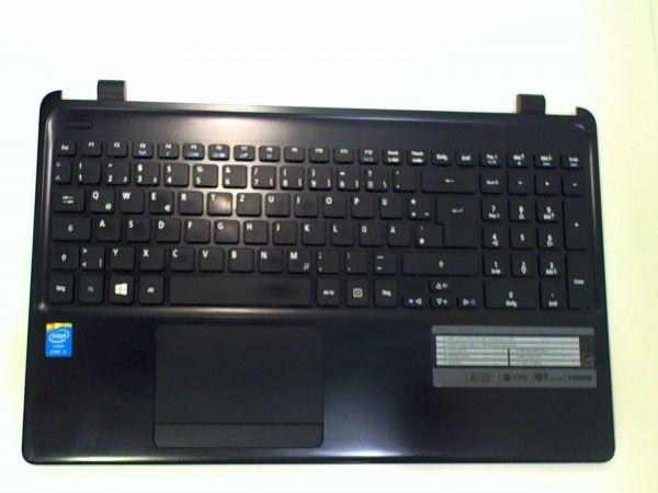 Tastatur für Acer Aspire E1-572 Serie Notebook Keyboard inkl. Topcase DE (deutsch)
