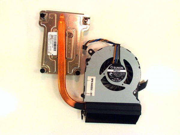 CPU Kühler für HP ProBook 4330s 6043B0092801 Notebook Lüfter FAN
