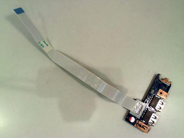 USB Board Platine Karte Notebook I/O Board für Packard Bell Easynote Q5WT6 LS-7911P