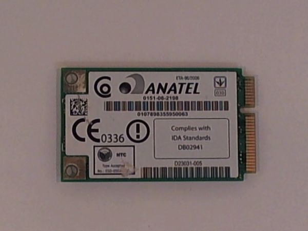 Wireless Adapter Notebook WLAN Modul für Sony-VGN FZ11S Intel 3945ABG - gebraucht Artikel -