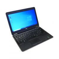 """Dell Latitude E7240 Notebook Intel Core i5-4300U 12.5""""  128GB 4GB Win 10 Pro gebraucht"""