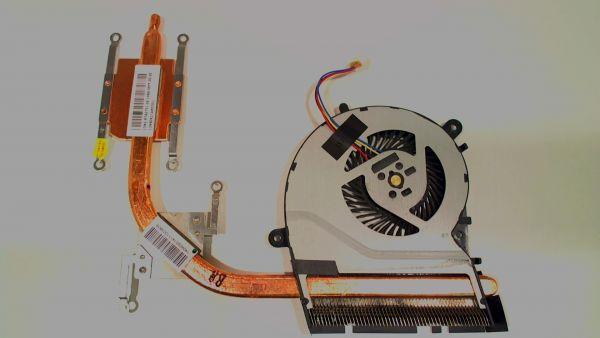 CPU Kühler für Asus R556LD-XX478H 13NB0621AM0301 Notebook Lüfter FAN