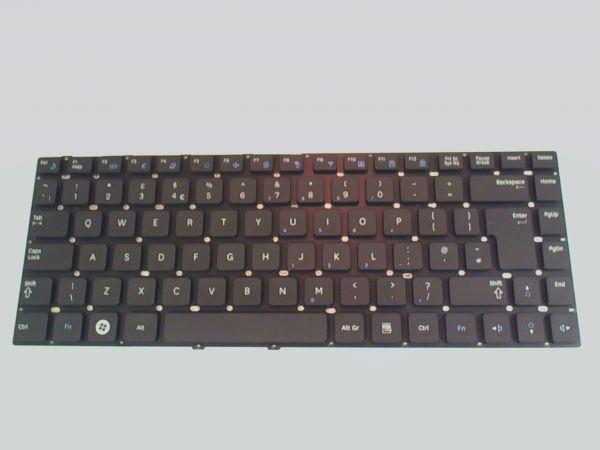 Tastatur / Keyboard für Samsung QX410 UK Layout neu