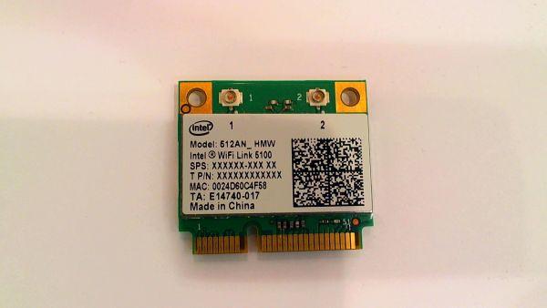 Wireless Adapter Notebook WLAN Modul Acer Aspire 5940G Intel 512AN_HMW - gebraucht Artikel -