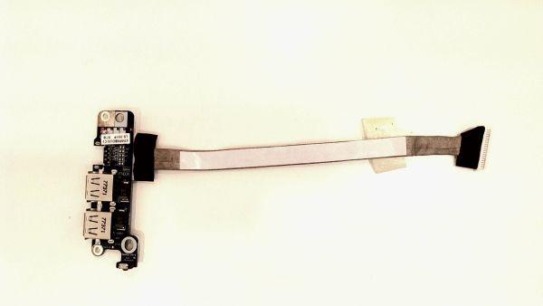 USB Board Platine Karte Notebook Buchse für Acer 7720Z LS-3551P - gebraucht Artikel -