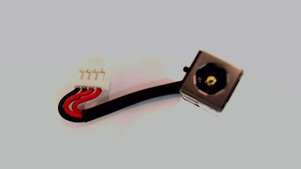 DC Buchse für Dell Latitude E6400 Notebook Netzteilbuchse Strombuchse Jack