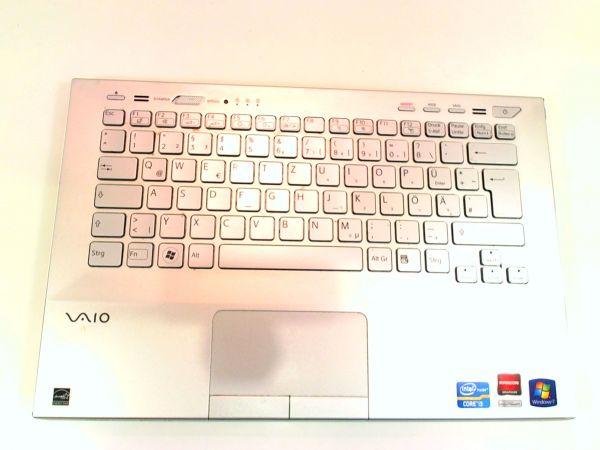 Tastatur für Sony Vaio VPCSB2L1E 024-500A-8516-D Notebook Keyboard inkl. Topcase DE (deutsch)