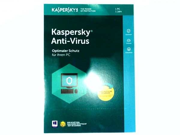 Kaspersky Anti Virus FFP Box
