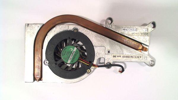 CPU Kühler für Toshiba PA3362U-1MPC atcl561b010 Notebook Lüfter FAN