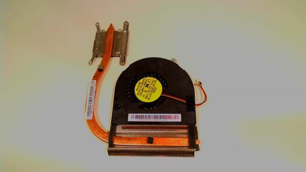 CPU Kühler für Packard Bell EasyNote TE Z5WT1 DFS501105FQ0T Notebook Lüfter FAN
